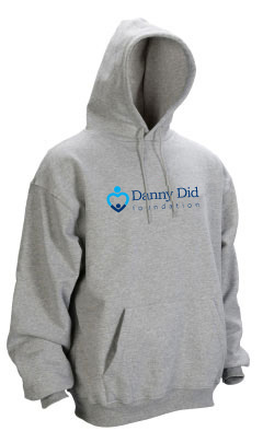 Danny Did Hooded Sweatshirt