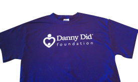 Purple Adult Short Sleeve T-Shirt